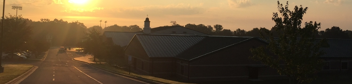 Upper School Sunrise