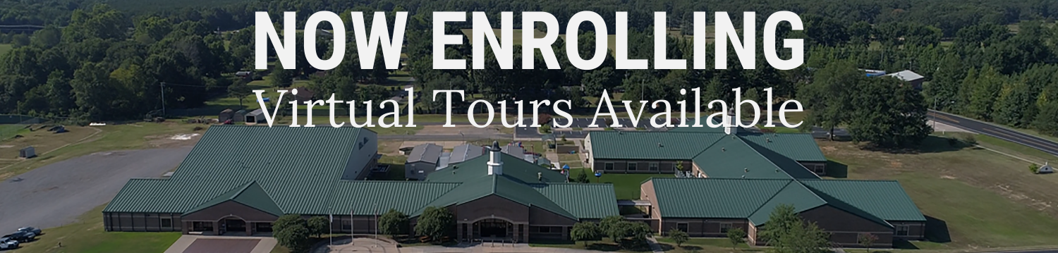 Now Enrolling - Admissions